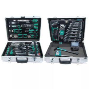 Brüder Mannesmann 106-teiliges Werkzeug-Set 29075