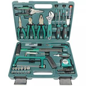 Brüder Mannesmann 74-teiliges Werkzeug-Set 29074