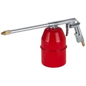 Einhell Sprühpistole mit Saugausführung für Luftkompressor