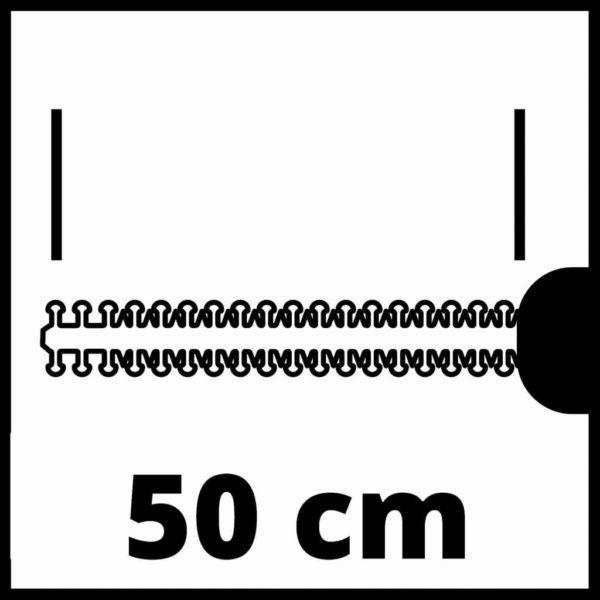 Einhell Akku-Heckenschere GE-CH 18/50 Li-Solo 18 V