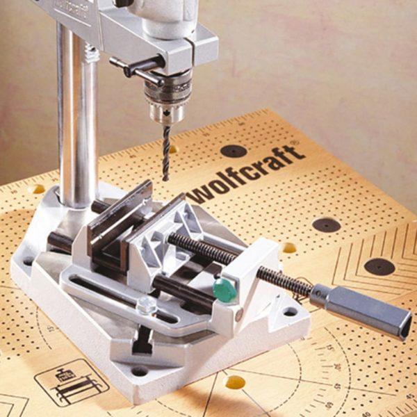 wolfcraft Schraubstock 100 mm 3410000
