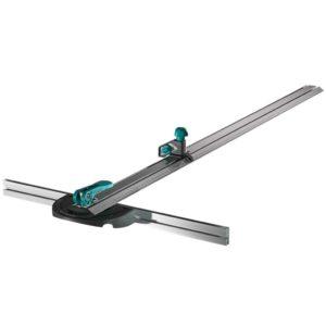 wolfcraft T-Schiene mit Parallelschneider 1000 mm 4008000