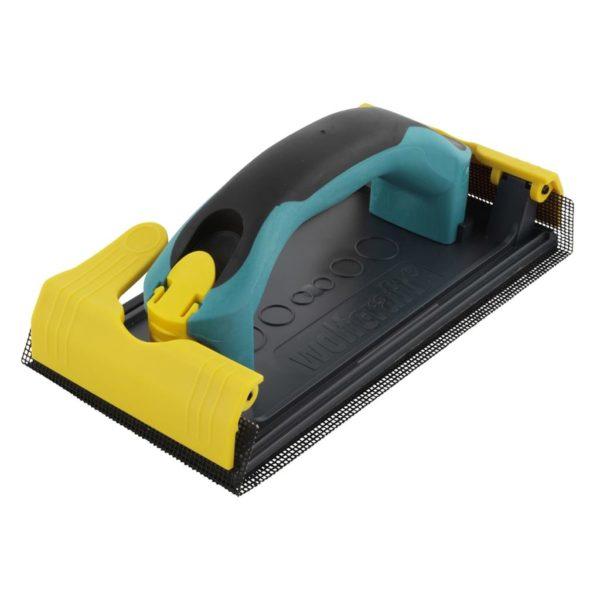 wolfcraft Handschleifer-Set für Gipskartonplatten 4056000