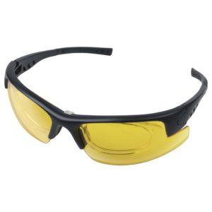 wolfcraft Blaulicht-Schutzbrille