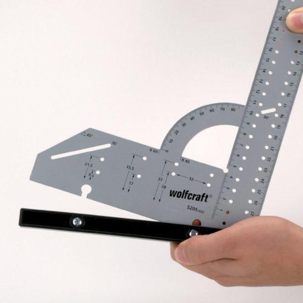 wolfcraft Universal-Messwerkzeug 300 mm 5205000