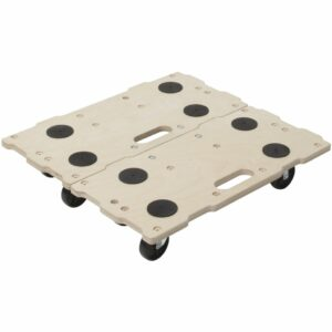 wolfcraft Möbel Dolly Modular Puzzle-Muster FT400 5543000