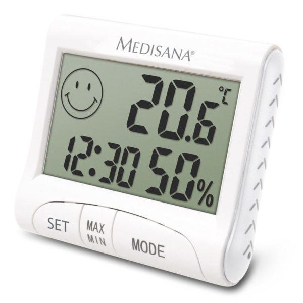 Medisana Digitales Thermo-Hygrometer HG 100 60079