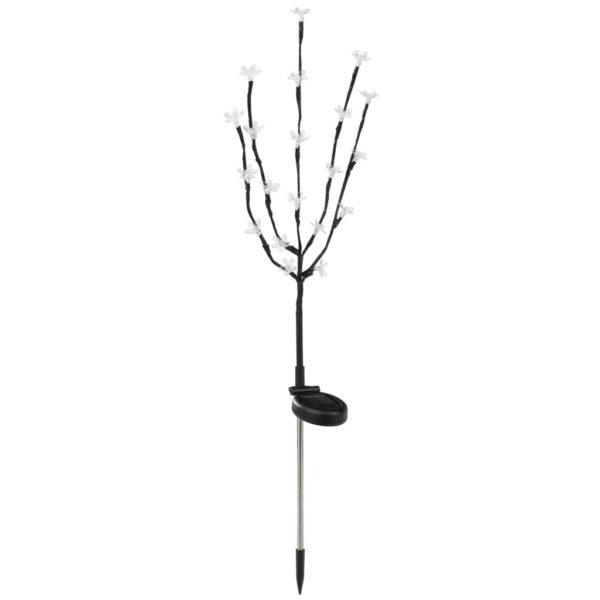 HI LED-Gartenleuchte Blütenbaum 20 Lampen