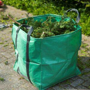 Nature Garten Abfalltasche Grün 252 L 6072405
