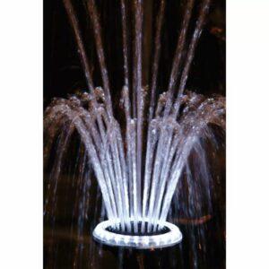 Ubbink LED Lampe 1/2″ für den Garten Brunnen