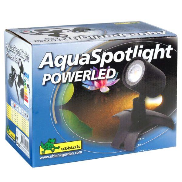 Ubbink Unterwasser-Teichbeleuchtung mit LED Aqua Spotlight 6 W