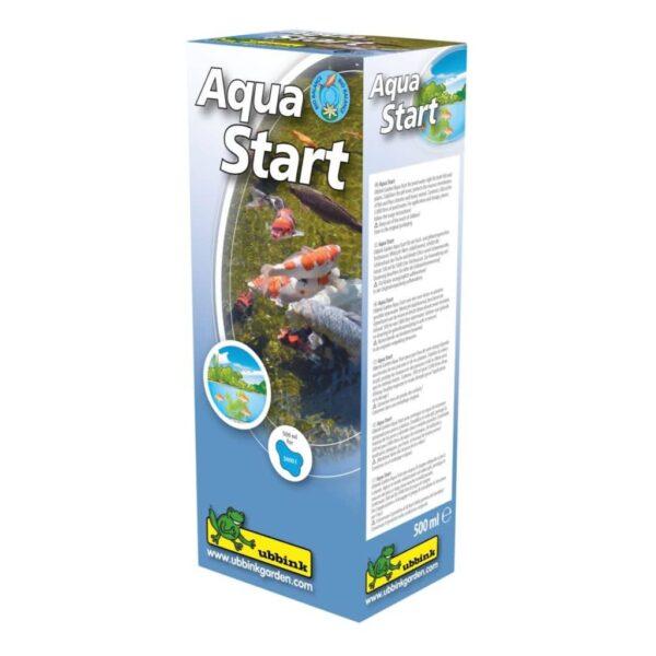 Ubbink pH-Stabilisator für Teiche Aqua Start 500 ml