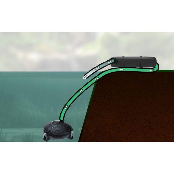 Velda Clean Pond UV-C Filter gegen Algen 18 W 146544