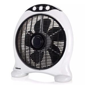 Tristar Ventilator VE-5997 50 W Schwarz und Weiß