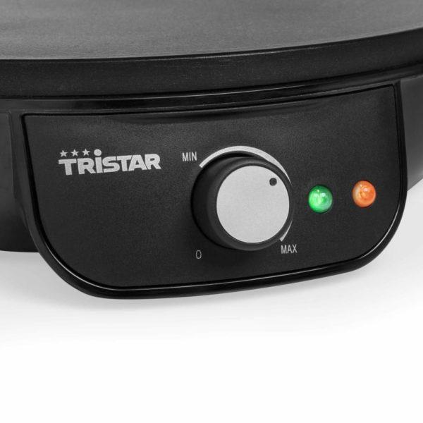 Tristar Crêpe-Maker 1000 W 30 cm Schwarz