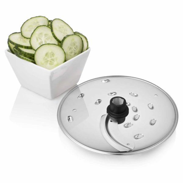 Tristar Küchenmaschine 600 W 1,5 L Silbern