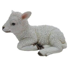 Esschert Design Lamm Liegend 17,6×10,8×10,5 cm