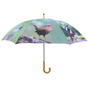 Esschert Design Regenschirm Birds 120 cm TP178