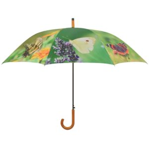 Esschert Design Regenschirm Butterflies 120 cm TP211