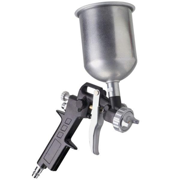 FERM Farbsprühpistole mit Fließbecher ATM1039
