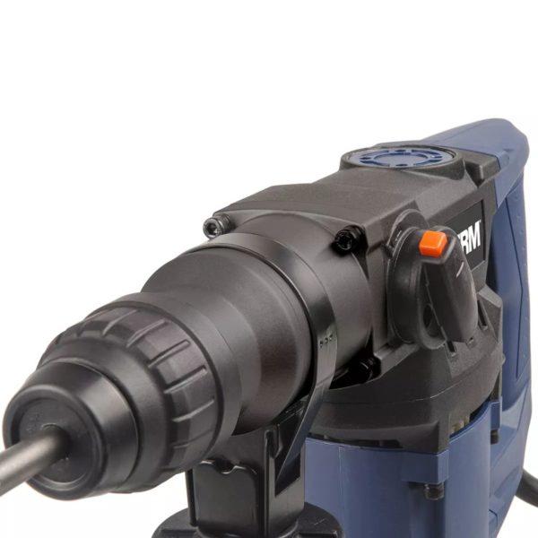 FERM Power Druckluft-Drehschlagschrauber 850 W HDM1028