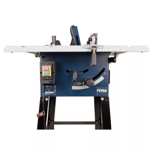 FERM Power Tischsäge 1800 W 250 mm
