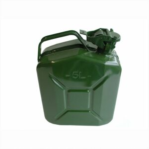 Proplus Benzinkanister 5L Metall grün