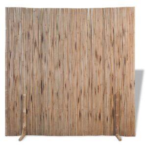 Bambuszaun 180×170 cm