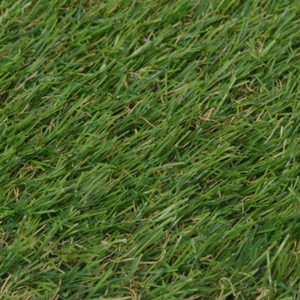 Kunstrasen 1,5×5 m / 20-25 mm Grün