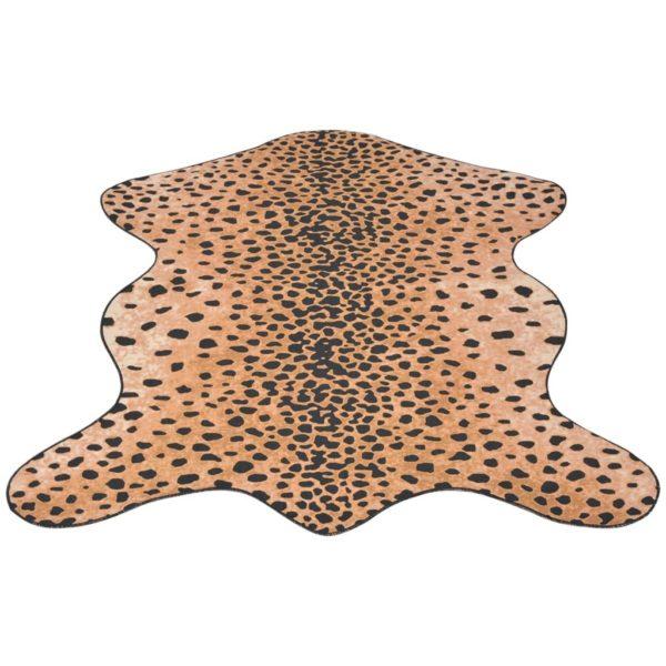 Teppich Fellimitat Gepard 70 x 110 cm
