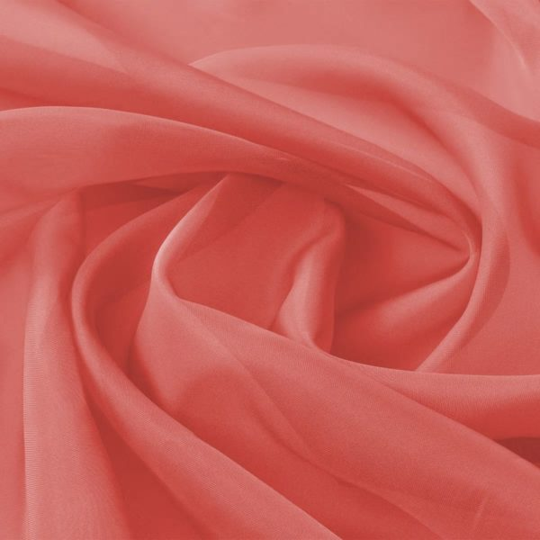 Voile-Stoff 1,45 x 20 m Rot