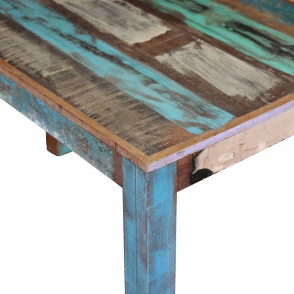 Esszimmertisch Recyceltes Massivholz 115x60x76 cm