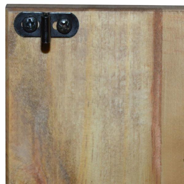 Sideboard im Mexiko-Stil Kiefer 132x43x78 cm