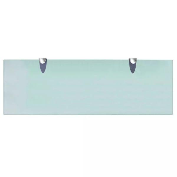 Schwebendes Regal Glas 60×20 cm 8 mm