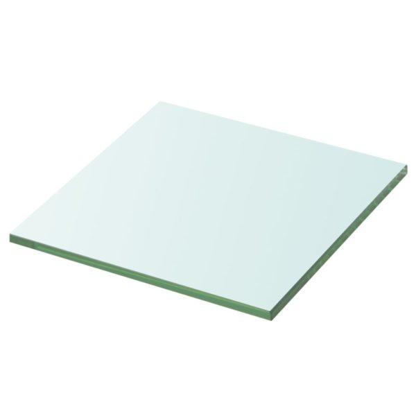 Regalboden Glas Transparent 30 cm x 30 cm