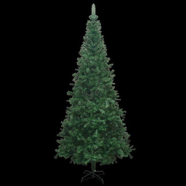 Künstlicher Weihnachtsbaum L 240 cm Grün