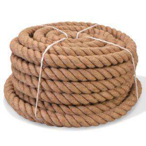Seil 100% Jute 14 mm 100 m