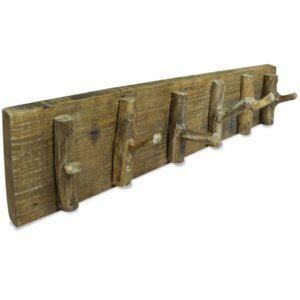 Garderobenleiste Altholz Massiv 60 x 15 cm