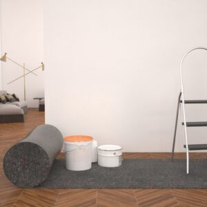 Rutschfestes Malervlies 2 Stk. 50 m 280 g/m² Grau