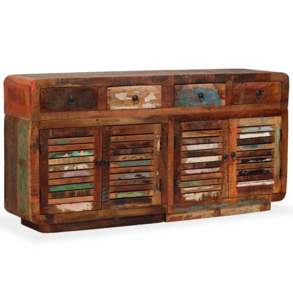Sideboard Recyceltes Massivholz 150 x 35 x 75 cm