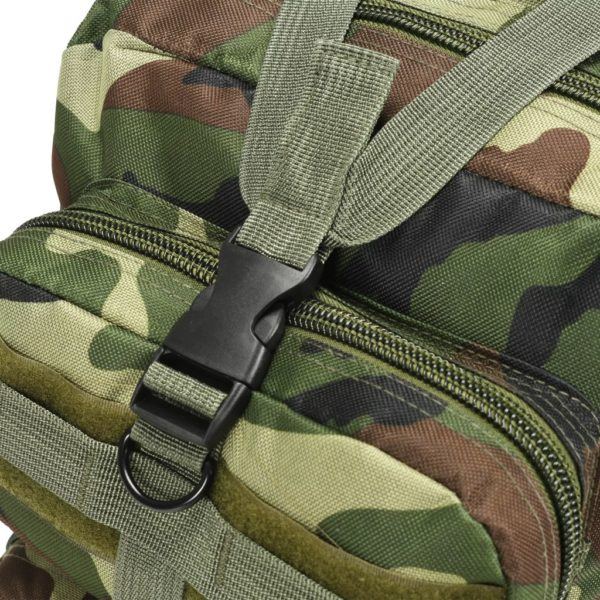 Rucksack Armee-Stil 50 L Camouflage