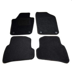 Autofußmatten-Set 4-tlg. für VW Polo V