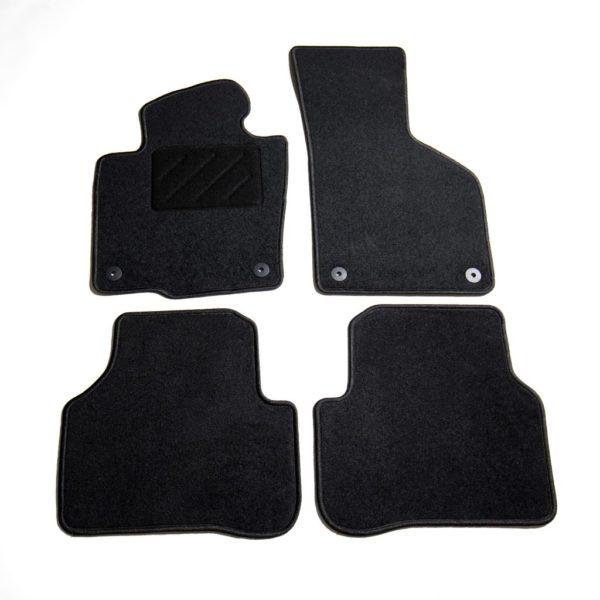 Autofußmatten-Set 4-tlg. für VW Passat