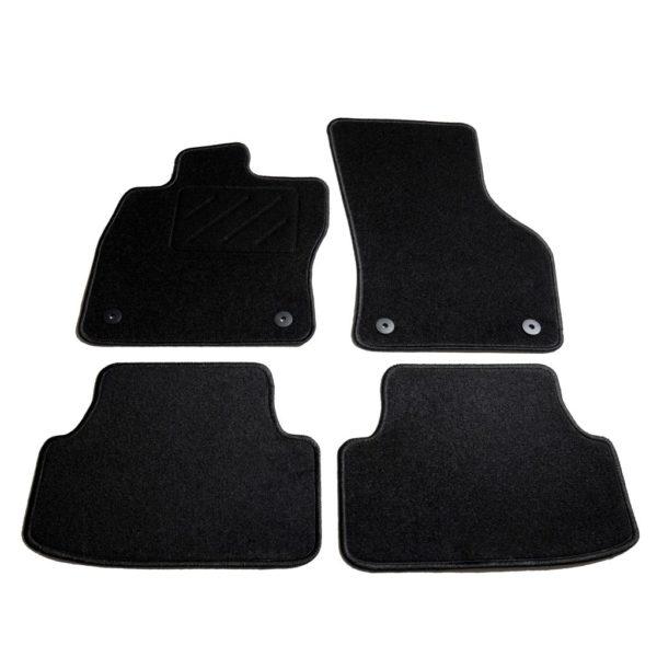 Autofußmatten-Set 4-tlg. für VW Golf 7