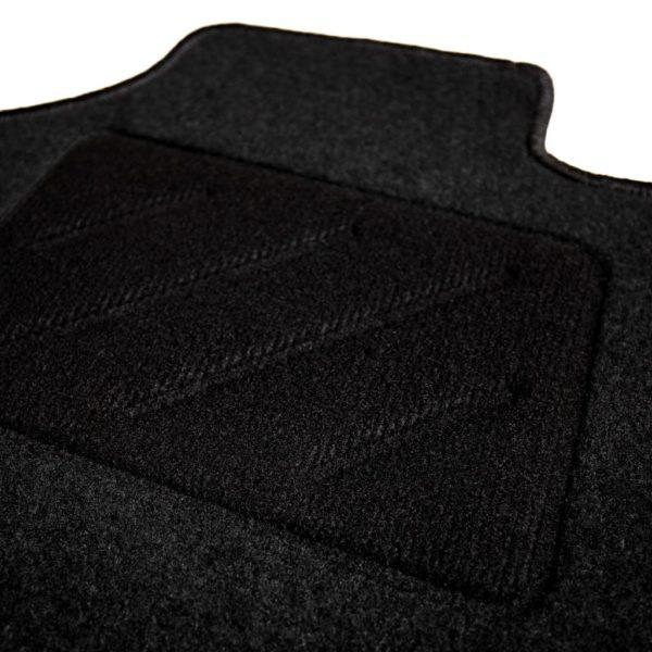 Autofußmatten-Set 4-tlg. für Audi A4