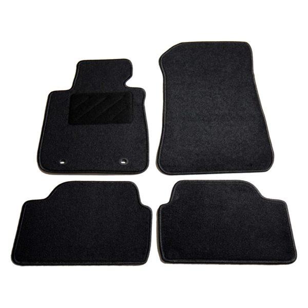 Autofußmatten-Set 4-tlg. für BMW E87 1er-Reihe