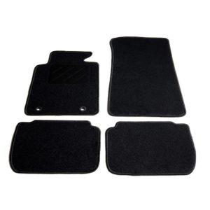 Autofußmatten-Set 4-tlg. für BMW E46 3er-Reihe
