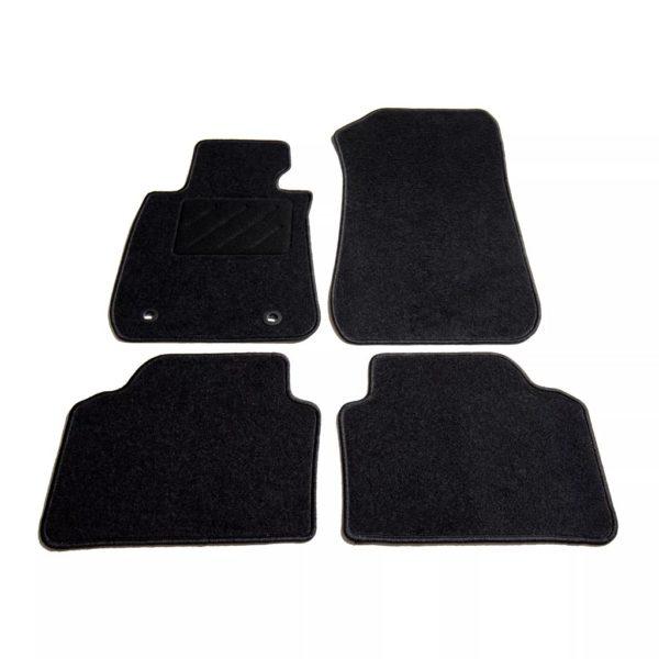 Autofußmatten-Set 4-tlg. für BMW E90/91 3er-Reihe