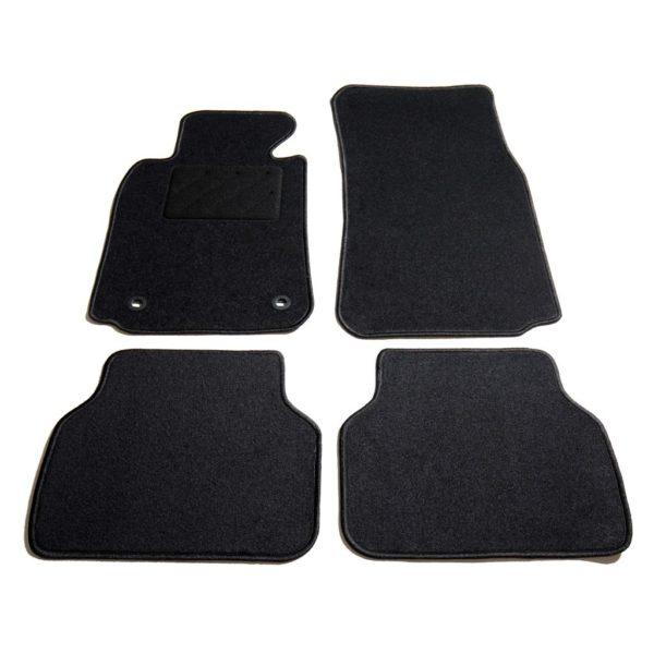 Autofußmatten-Set 4-tlg. für BMW E39 5er-Reihe