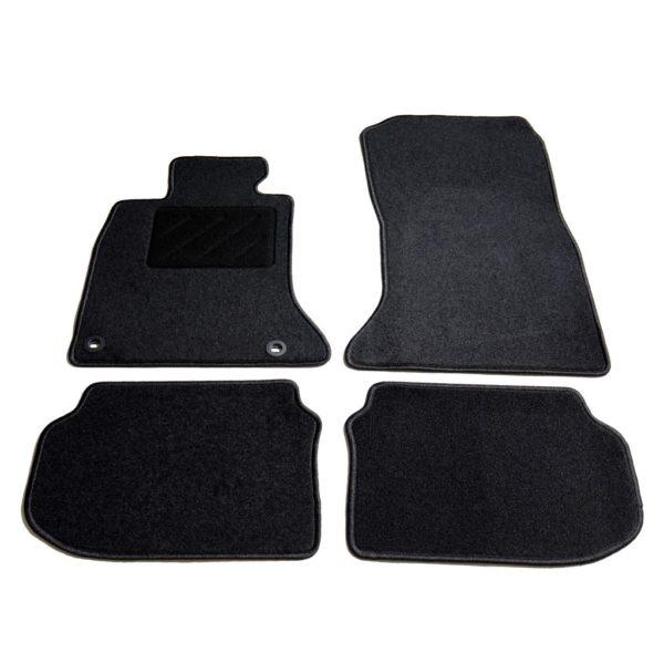 Autofußmatten-Set 4-tlg. für BMW F10/F11 5er-Reihe